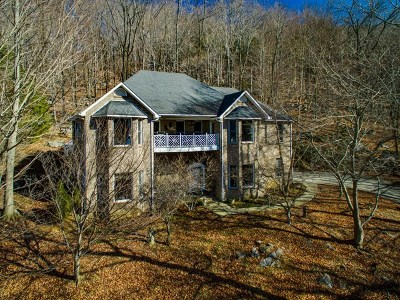 Cookeville Single Family Home For Sale: 1650 Plantation Drive