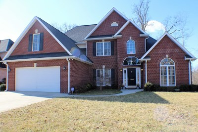 Cookeville Single Family Home For Sale: 108 Eighteen Grand