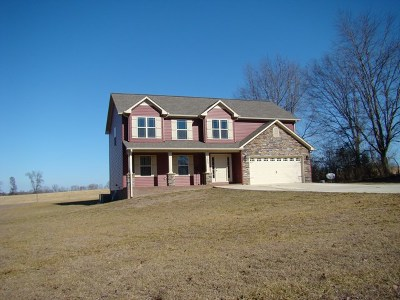 Cookeville Single Family Home For Sale: 3683 Carlisle Road