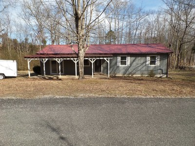 Cookeville TN Single Family Home For Sale: $111,929