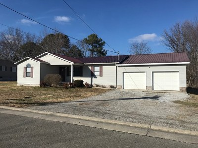 Cookeville TN Single Family Home For Sale: $144,900