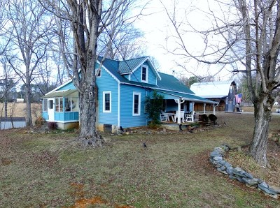 Cookeville Single Family Home For Sale: 278 Swallows Chapel Road