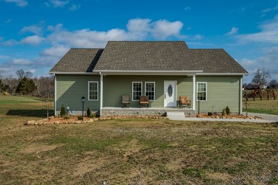 Sparta Single Family Home For Sale: 2181 Browntown Road