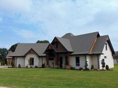 Cookeville Single Family Home For Sale: 1730 Parker Place