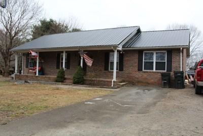 Cookeville Single Family Home For Sale: 1446 Glenn Road