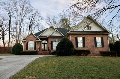 Cookeville Single Family Home For Sale: 862 Loweland Road