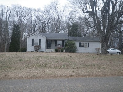 Sparta Single Family Home For Sale: 395 Simpson Rd