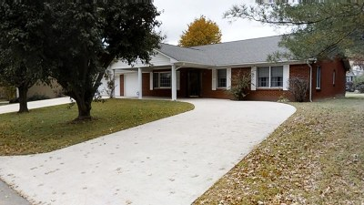 Cookeville Single Family Home For Sale: 640 Jamestown