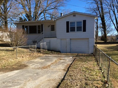 Sparta Single Family Home For Sale: 124 Dibrell St.