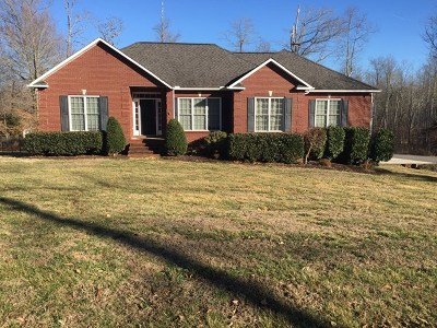 Cookeville TN Single Family Home For Sale: $219,900