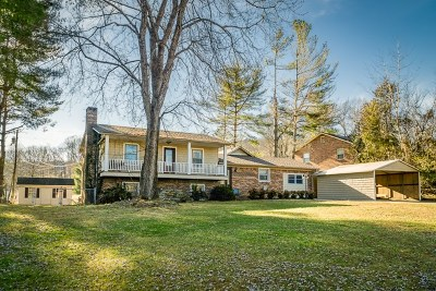 Cookeville Single Family Home For Sale: 2746 Lake Valley Drive