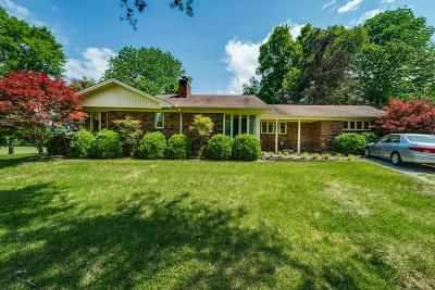Single Family Home For Sale: 6595 Clay County Highway