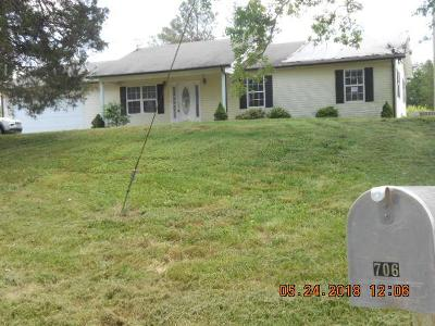 Sparta Single Family Home For Sale: 706 Young Ridge Road