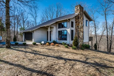 Cookeville Single Family Home For Sale: 4889 Fox Knob Lane
