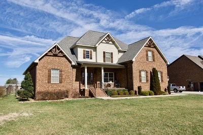 Cookeville TN Single Family Home For Sale: $389,900
