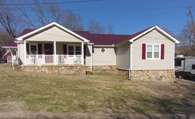 Cookeville TN Single Family Home For Sale: $129,000