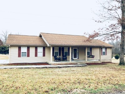 Cookeville TN Single Family Home For Sale: $154,900