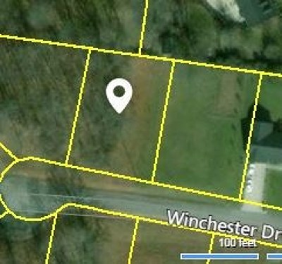 Residential Lots & Land For Sale: 2637 Winchester Drive