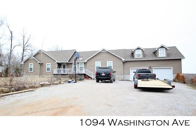 SPARTA Single Family Home For Sale: 1094 Washington Street