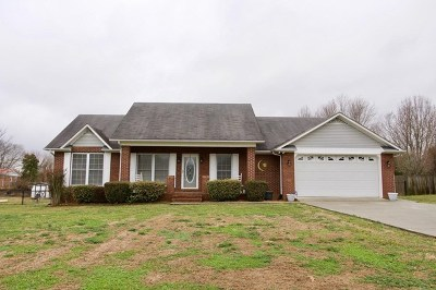 Cookeville TN Single Family Home For Sale: $175,900
