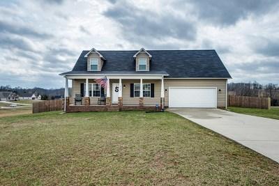 Cookeville Single Family Home For Sale: 4790 Ellen Circle