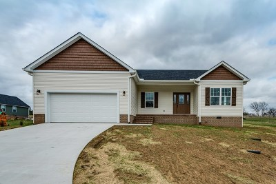 Cookeville Single Family Home For Sale: 3543 Bear Creek Lane