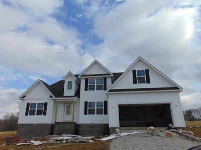 Cookeville Single Family Home For Sale: 4342 Hensley Court