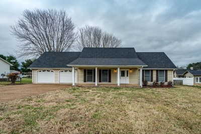 Cookeville Single Family Home For Sale: 2764 Preakness Drive