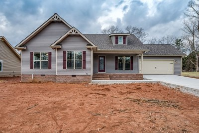 Cookeville Single Family Home For Sale: 1082 Brown Avenue