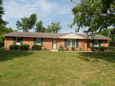 Cookeville Single Family Home For Sale: 1605 Brookdale Avenue