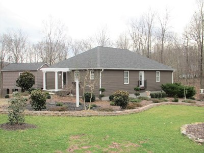 Cookeville Single Family Home For Sale: 355 Brotherton Pointe