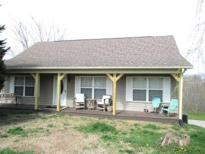 Cookeville Single Family Home For Sale: 1727 Bouton Dr