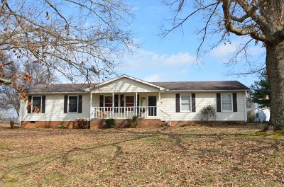 Cookeville Single Family Home For Sale: 1055 Canterbury Drive