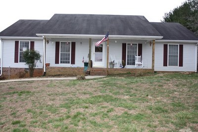 Cookeville Single Family Home For Sale: 1123 Belmont Drive