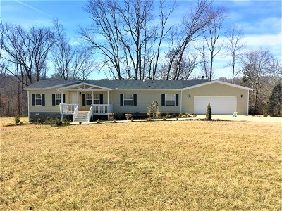Sparta Single Family Home For Sale