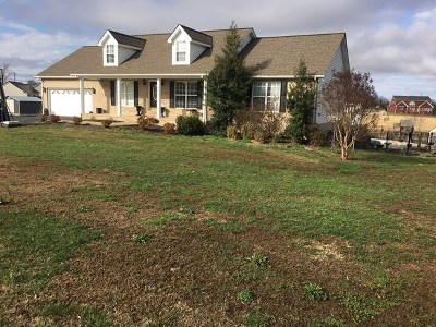 Cookeville Single Family Home For Sale: 480 Golden Circle