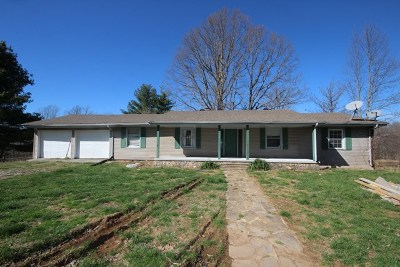 Cookeville Single Family Home For Sale: 240 Milk Barn Drive