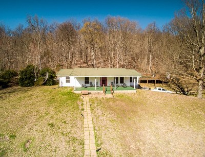 Livingston Single Family Home For Sale: 431 Union Academy Road