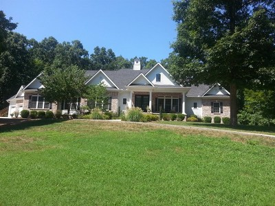 Sparta TN Single Family Home For Sale: $495,000