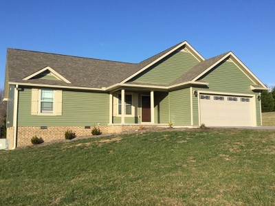 Cookeville TN Single Family Home For Sale: $175,000
