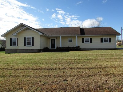 Cookeville Single Family Home For Sale: 2804 Paran Pointe