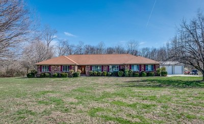 Cookeville Single Family Home For Sale: 3583 South Pointe Road