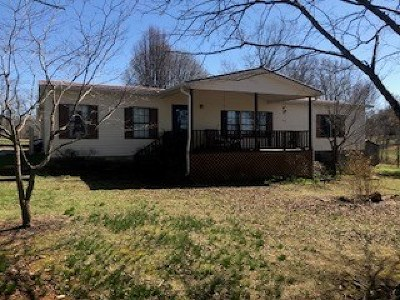 COOKEVILLE Single Family Home For Sale: 1300 Pippin Rd