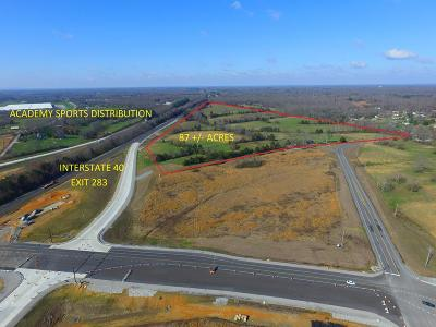 Cookeville Residential Lots & Land For Sale: 2175 Hawkins Crawford Road
