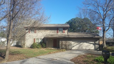 COOKEVILLE Single Family Home For Sale: 1725 Denton Ave