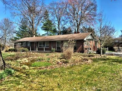 COOKEVILLE Single Family Home For Sale: 1215 Meadow Road