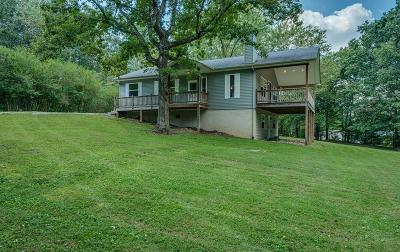 Crossville Single Family Home For Sale: 280 Tennessee Stone Road