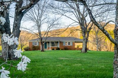 Livingston Single Family Home For Sale: 1509 Upper Hilham Road