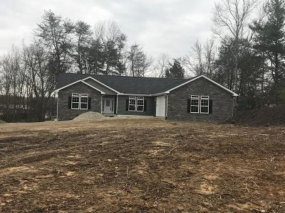 Crossville Single Family Home For Sale: 542 Highland Ridge Dr.