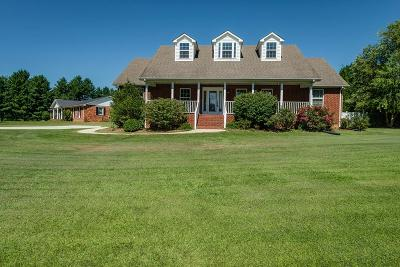 Cookeville Single Family Home For Sale: 1275 Bill Smith Road
